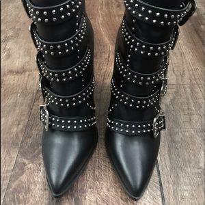 Rocker Boots! Steve Madden!